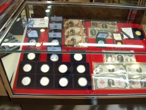 Coins and Proof Sets